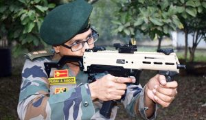 DRDO develops India's first Indigenously-Developed 9mm Machine Pistol_50.1