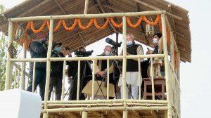 Nitish Kumar inaugurates state's first Bird Festival 'Kalrav'_50.1