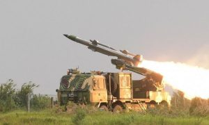 DRDO successfully conducts maiden test launch of Akash-NG Missile_50.1