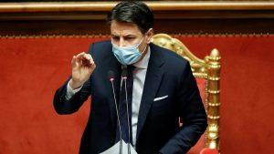 Italian Prime Minister Giuseppe Conte resigns_50.1