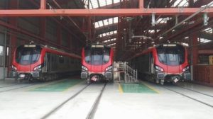 Lucknow metro becomes first to sanitise coaches using UV rays_50.1
