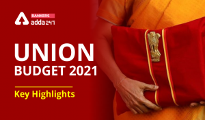 Union Budget 2021-22 is being presented by FM Nirmala Sitharaman_50.1