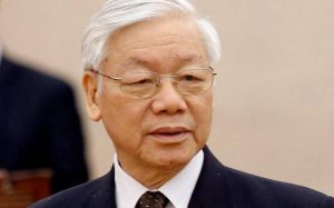Nguyen Phu Trong re-elected as Chief of Vietnam for 3rd term_50.1