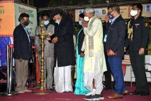 "Venkaiah Naidu Inaugurates National Tribal Festival ""Aadi Mahotsav""_50.1"