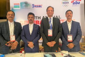 Ajay Singh re-elected Boxing Federation of India President_50.1