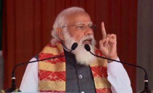 PM Modi launches Asom Mala in Assam's Sonitpur district_50.1