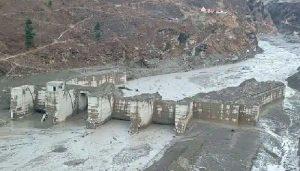 Uttarakhand Chamoli glacier burst_50.1