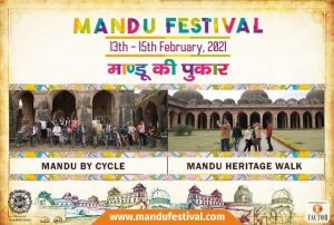 Famous Mandu Festival Begins in Madhya Pradesh_50.1
