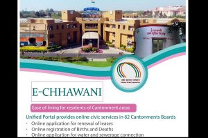 Rajnath Singh launches e-Chhawani portal for online civic services to Cantt Boards_50.1