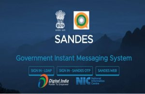 Centre Launches new Instant Messaging platform 'Sandes'_50.1