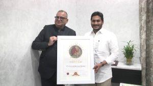 YS Jagan Mohan Reddy conferred SKOCH Chief Minister of the Year Award_50.1