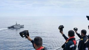 Indian And Indonesian Navies Conduct PASSEX Exercise_50.1