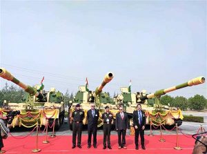 L&T delivers 100th K9 Vajra howitzer to Indian Army_50.1