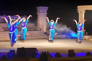 47th Khajuraho Dance Festival 2021 begins_50.1