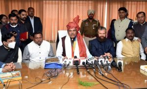 Vijay Sampla takes charge as Chairman of National Commission for SC_50.1