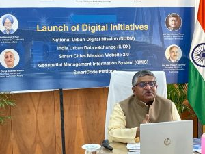 National Urban Digital Mission Launched by Centre_50.1