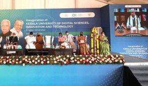 Kerala Governor Inaugurates India's First Digital University_50.1