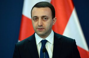 Irakli Garibashvili as New Prime Minister of Georgia_50.1