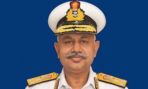 Vice Admiral Ajendra Bahadur Singh takes over as ENC chief_50.1