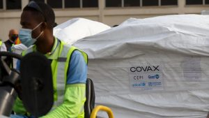 Ghana becomes the world's first nation to receive COVAX vaccines_50.1