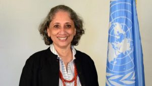 Ligia Noronha appointed UN Assistant Secretary-General_50.1
