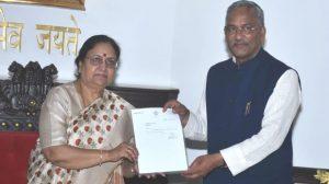 Uttarakhand CM Trivendra Singh Rawat resigns_50.1