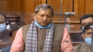 Tirath Singh Rawat becomes new Chief Minister of U'khand_50.1
