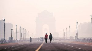 New Delhi Ranked as World's most polluted capital city_50.1