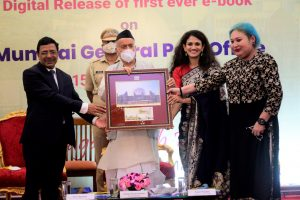 Maharashtra Governor releases e-book titled Dawn Under The Dome_50.1