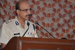 M. A. Ganapathy appointed Director General of National Security Guard_50.1