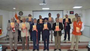 A Book 'Battle Ready for 21st Century' released_50.1