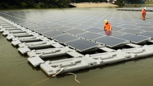 World's Largest Floating Solar Farms being built in Singapore_50.1