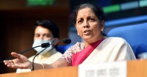 Nirmala Sitharaman launches Central Scrutiny Centre and IEPFA mobile App_50.1