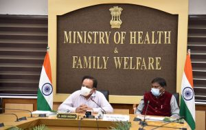 Dr Harsh Vardhan launches 'Tribal TB Initiative' in pursuit of TB Mukt Bharat_50.1