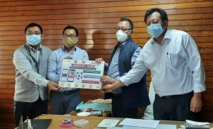 Nagaland Health Minister launches 'i-Learn' for Community Health Officers_50.1