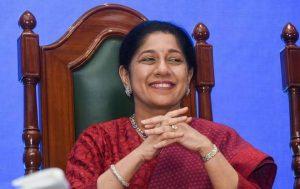 Mallika Srinivasan appointed chairperson of PESB_50.1