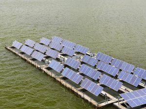 India's biggest floating solar power plant to be set up in Telangana_50.1
