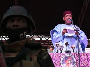 Niger President Bazoum Names Mahamadou as New Prime Minister_50.1