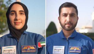 United Arab Emirates names its first female astronaut_50.1