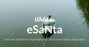 "Piyush Goyal Launches ""e-SANTA"", an Electronic Marketplace For Aqua Farmers_50.1"