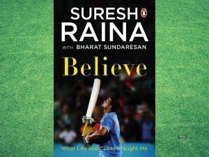 Suresh Raina's memoir 'Believe' to release in 2021_50.1