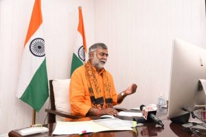 Prahlad Singh Patel inaugurates first-ever online exhibition on Ramayana_50.1