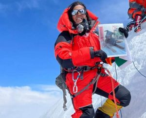 Priyanka Mohite becomes first Indian woman to scale Mt Annapurna_50.1