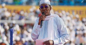 Chad President Idriss Deby passes away_50.1