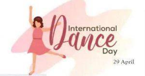 International Dance Day observed globally on 29 April_50.1