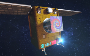 China Launches Robot Prototype 'NEO-01' Clear Space Debris_50.1