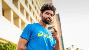 Cricketer Ravindra Jadeja becomes ASICS brand ambassador_50.1