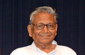 Noted Odia and English Author Manoj Das Passes Away_50.1