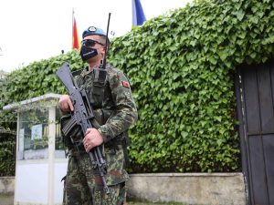 NATO military exercises launched in Albania_50.1