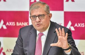 Amitabh Chaudhry Re-appointed as MD & CEO of Axis Bank_50.1
